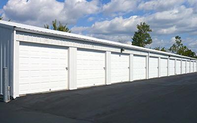 Nice looking storage facility